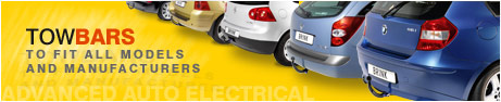 towbars to fit all models and manufacturers